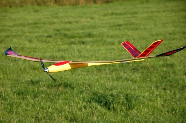Model letadla - házedla